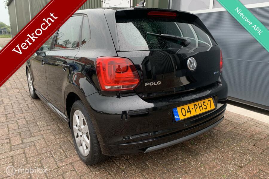 Volkswagen Polo 1.2 TDI BlueMotion Airco, Cruise, Navi, NAP!