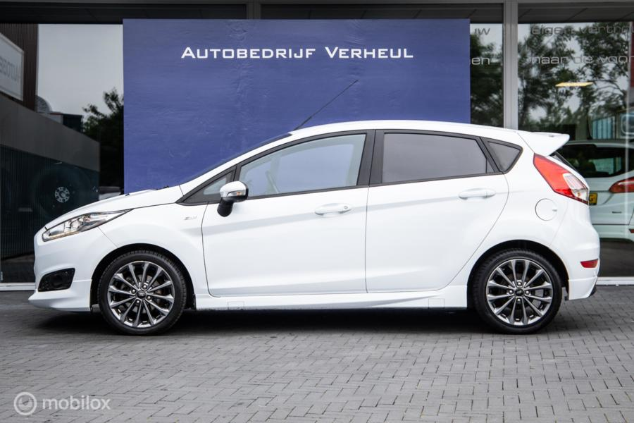 Ford Fiesta 1.0 EcoBoost ST Line 5Drs Clima Navi Cruise Nap