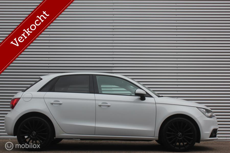 Audi A1 Sportback 1.2 TFSI Ambition Pro Line /XENON/LED/CLIMATE/STOELVERW./17 INCH/PDC!