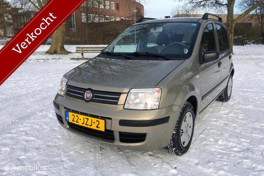 Fiat Panda 1.2 Perlina Verkocht Verkocht Verkocht!!!