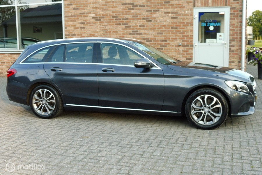 Mercedes C-klasse Estate 350 e Lease Edition PRIJS IS INCLUSIEF BTW!!