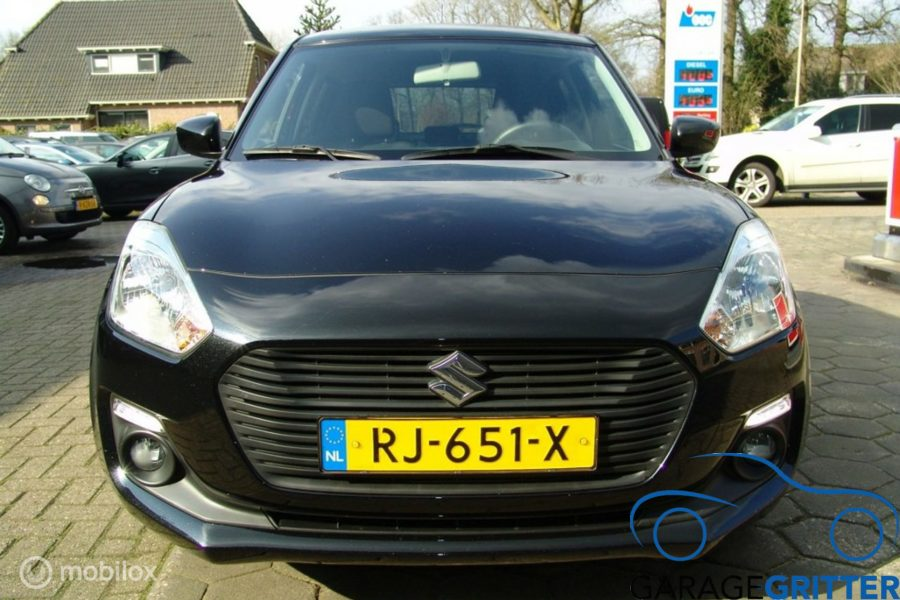 Suzuki Swift - 1.2 Dualjet