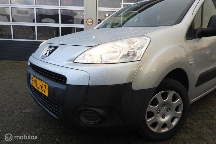 Peugeot Partner bestel 1.6 HDI  MARGE , 3 sits , airco