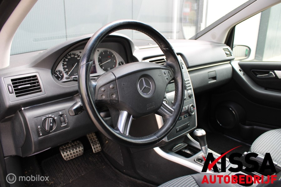 Mercedes B-klasse 200 Turbo Automaat/Cruise/Clima/Nieuwe APK