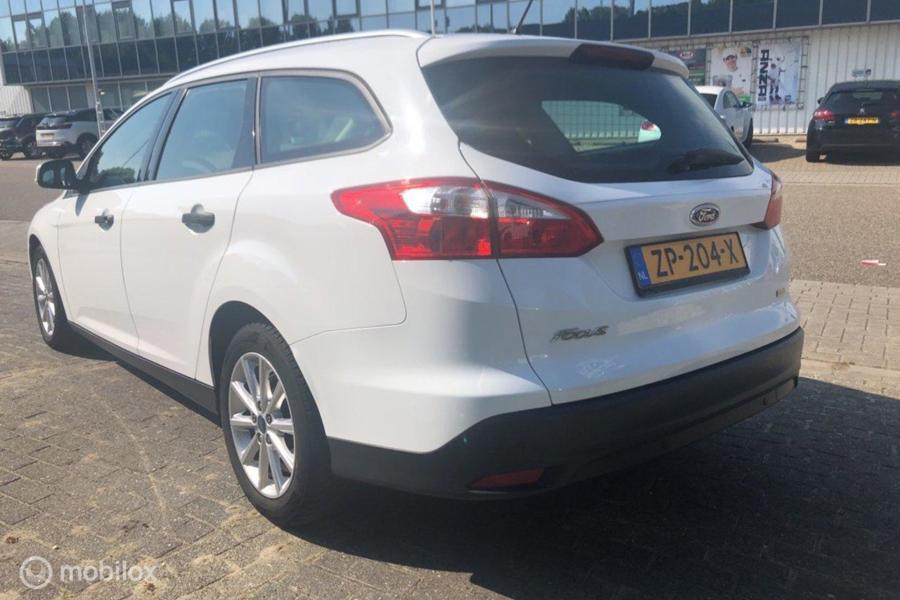 Ford Focus Wagon 1.0 EcoBoost Edition Cool & Sound