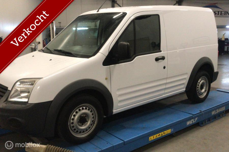 Ford Transit Connect T200S 1.8 TDCi Economy Edition