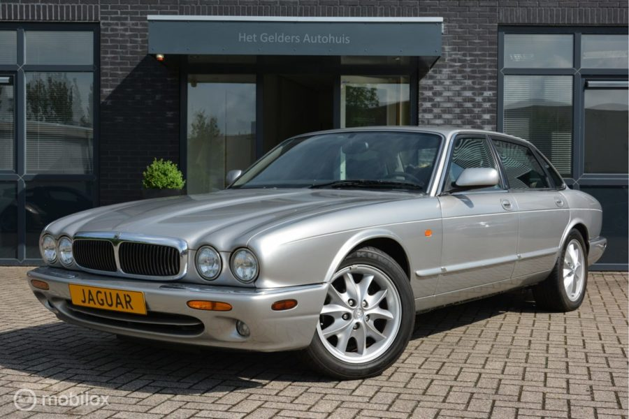 Jaguar XJ - 4.0 V8 Executive Youngtimer