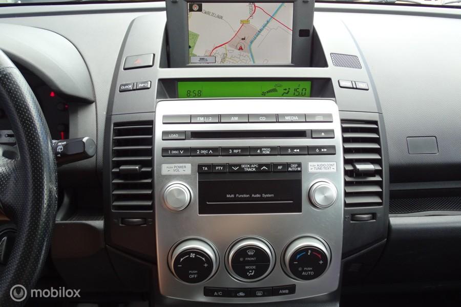 Mazda 5 2.0 Executive navi en camera