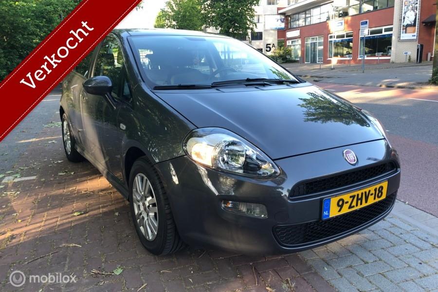 Fiat Punto Evo 0.9 TwinAir Verkocht Verkocht Verkocht!!!