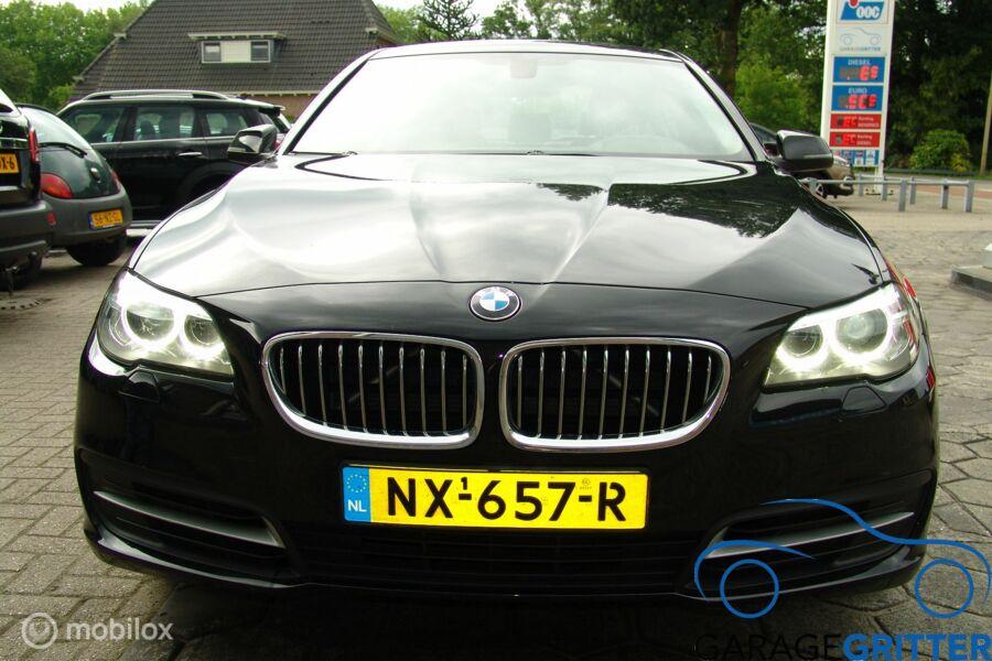 BMW 5-serie 520d Corporate Lease Executive