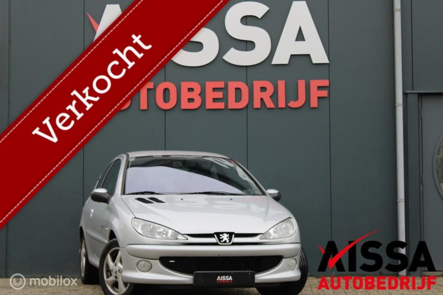 Peugeot 206 1.4-16V Quiksilver Clima/Airco APK 30-01-2021