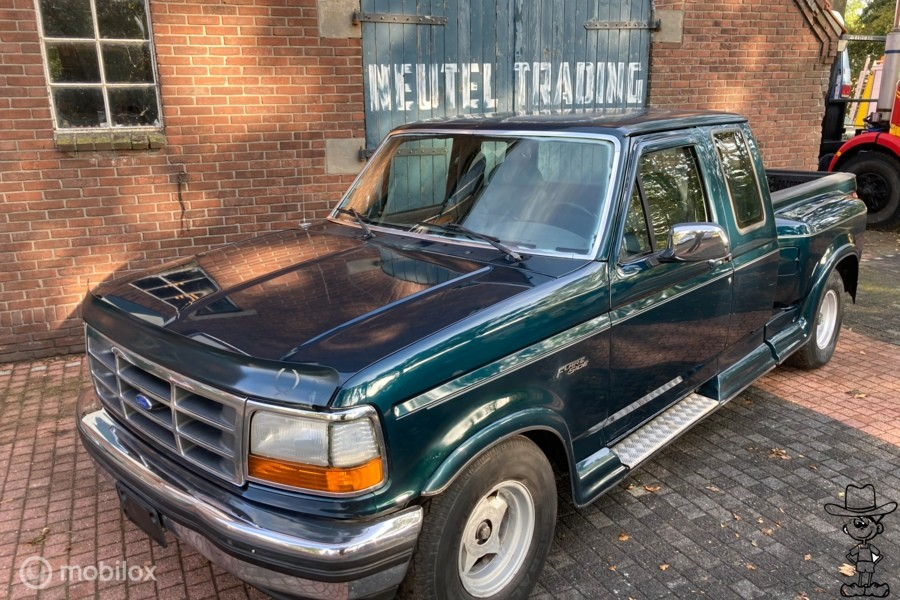 Ford USA f150 XLT flareside pick-up 1995 Tiara uitvoering