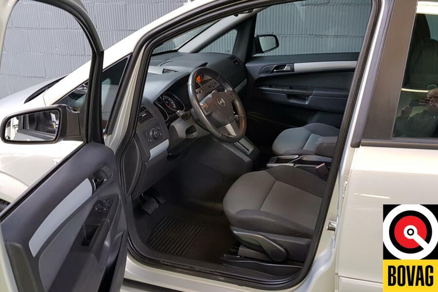Opel Zafira 2.2  7 persoons, niet goed geld terug garantie!