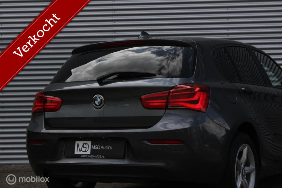 BMW 1-serie 116i Essential /LED/AIRCO/STOELVERW./BLUETOOTH/CRUISE/PDC!
