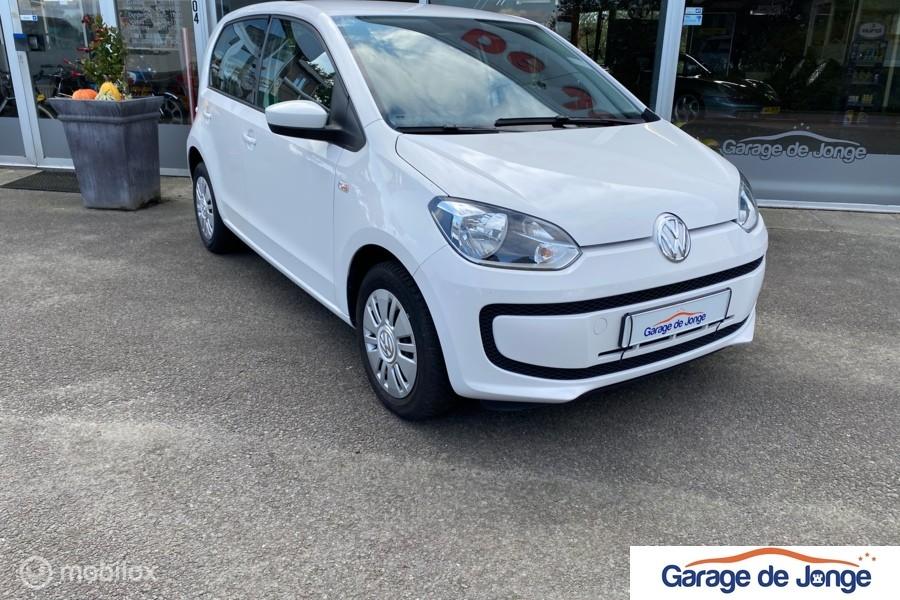 Volkswagen Up! 1.0 move up! BlueMotion