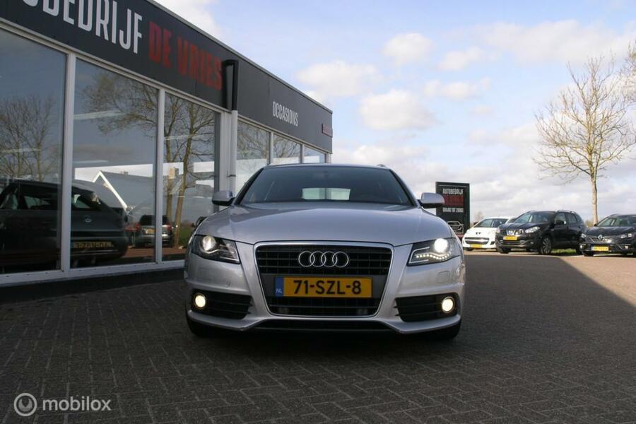 Audi A4 Avant 1.8 TFSI Autom S-Line Xenon-Led/18Inch/Navi/Ecc