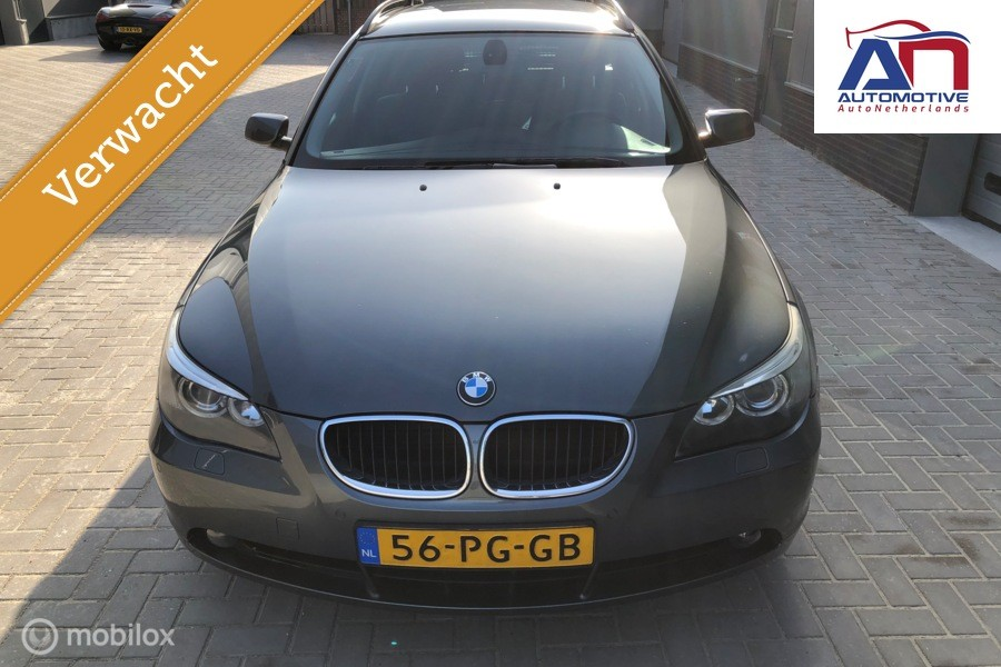 BMW 5-serie Touring 530d Executive automaat NAP RDW