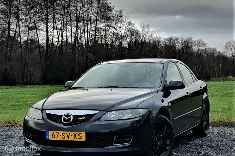 Mazda 6 2.0i Executive, Nwe apk, Cruise, Airco.