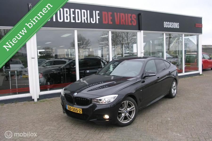 BMW 3-serie Gran Turismo 320D M Sport High Executive NL-auto
