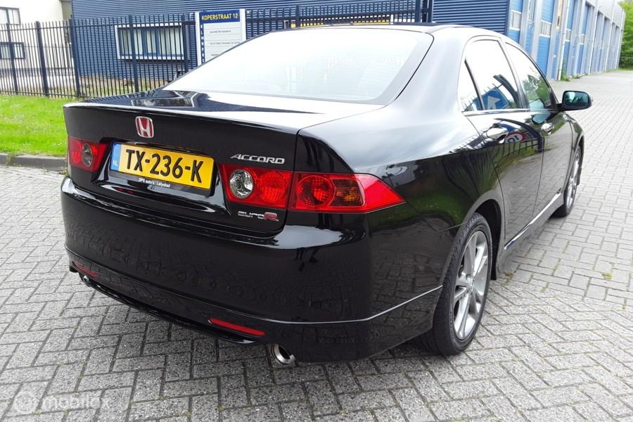 Honda Accord - Euro-R K20A VTEC JDM Type-R RHD 220PK