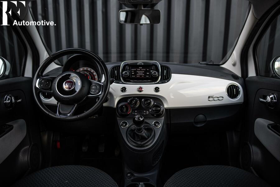 Fiat 500 0.9 TwinAir Turbo Popstar