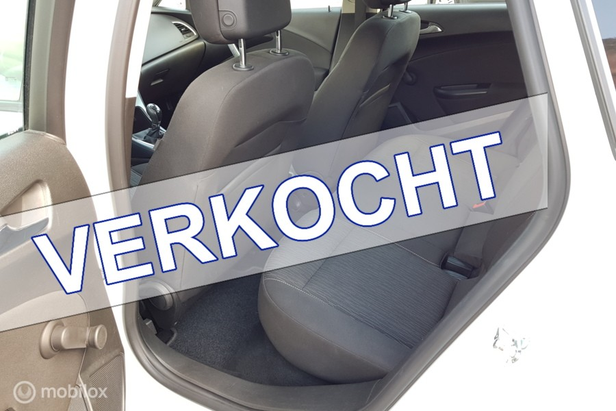 Opel Astra 1.4, LED, Airco, Cruise, PDC, Stoelverwarming