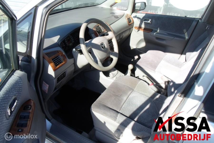 Mazda Premacy 1.8 Comfort Geen APK!!