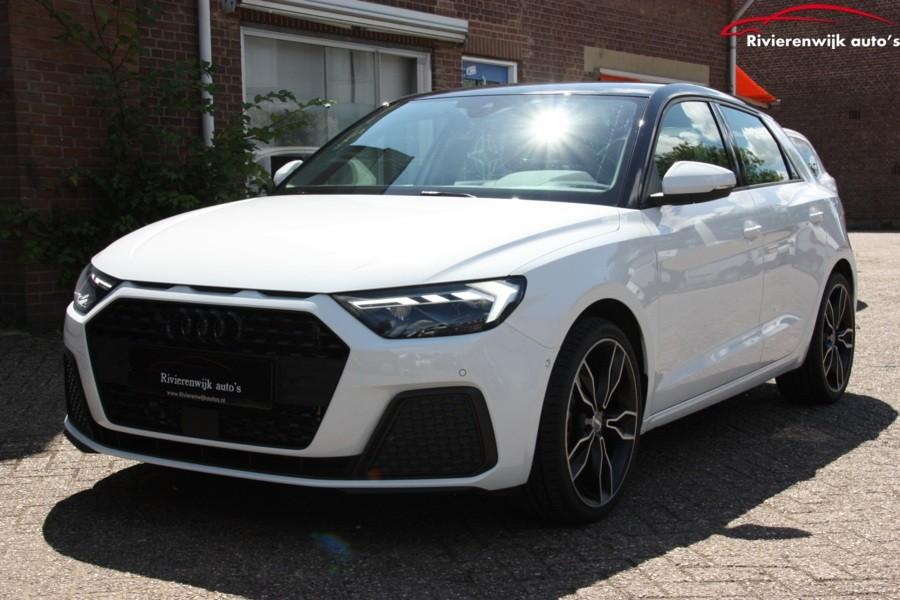 Audi A1 Sportback 30 TFSI Pro Line S Lane Ass Virtual Voll
