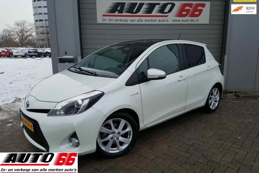 Toyota Yaris - 1.5 Full Hybrid Aspiration Apk tot?>