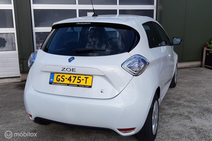 Renault Zoe Q210 Zen Quickcharge  2000 euro subsidie