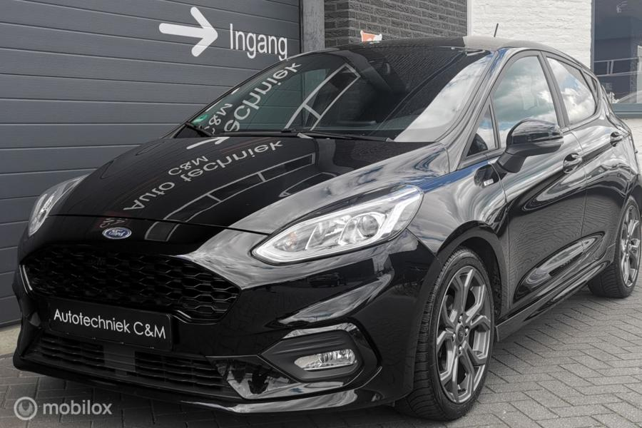 Ford Fiesta 1.0 EcoBoost ST-Line/Automaat/Navi/ACC/LED/PDC/