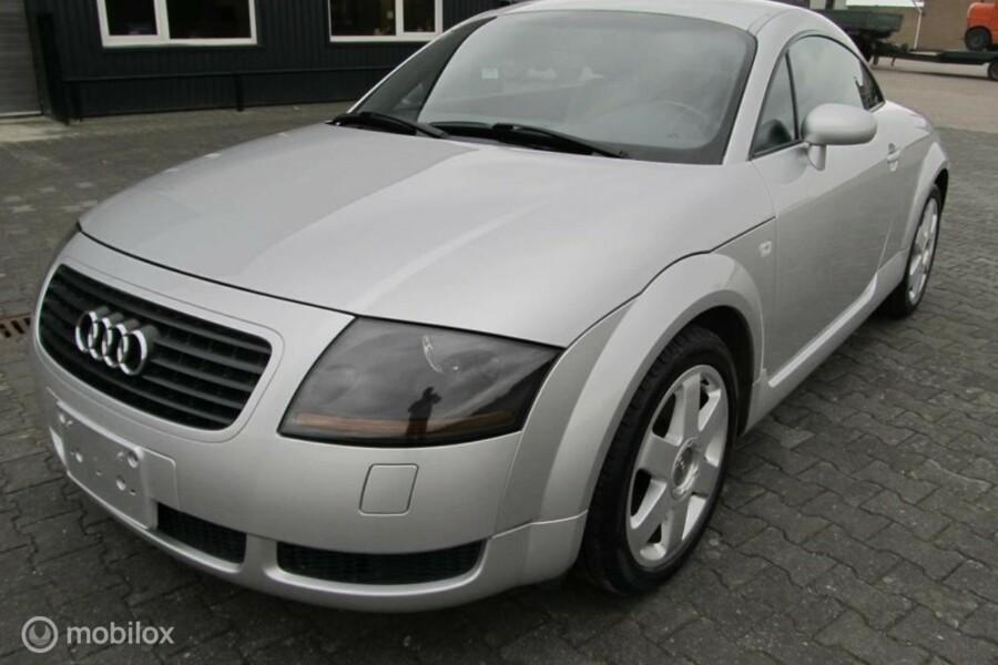 Audi TT - 1.8 5V Turbo quattro, 71150 km YOUNTIMER , 225 PK
