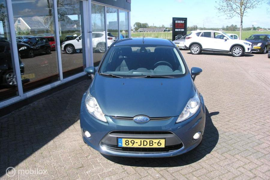 Ford Fiesta 1.4 97pk Titanium X Pack 5drs Climate/Cruise/Pdc