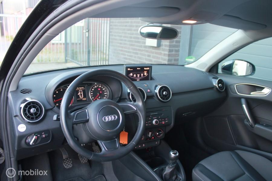 Audi A1  1.2 TFSI Ambition Pro Line/Bi-Xenon/Led/Rotor/18'