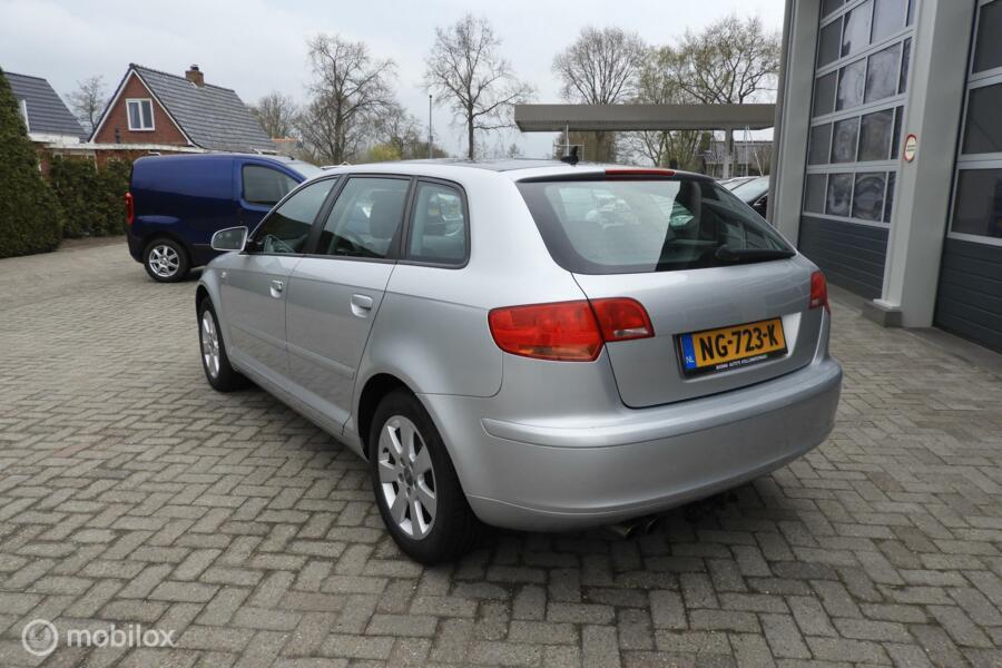 Audi A3 Sportback 1.8 TFSI Pro Line Panoramadak