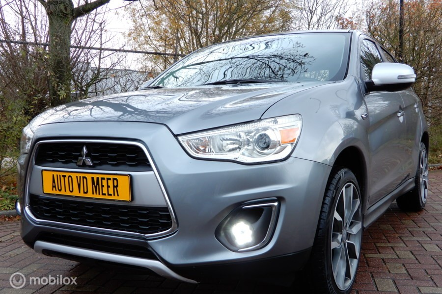 Mitsubishi ASX 1.6 Cleartec Intense NAVI/CAMERA/LED/STOELVW/CRUISE.CONTR./ETC.!