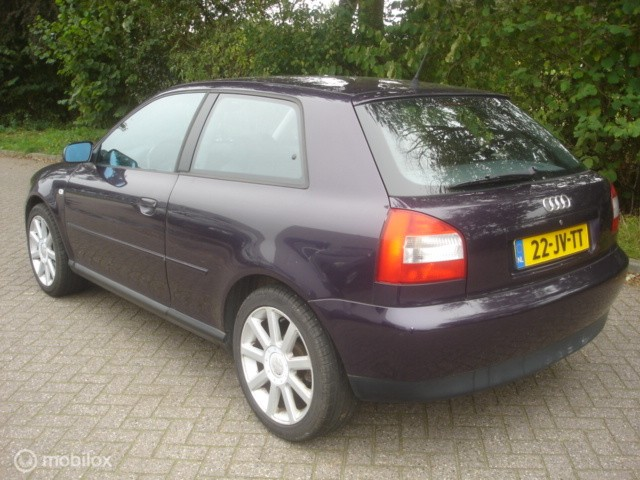 Audi A3  1.9 TDI  81 KW Ambition Cruise Leer Airco / Clima