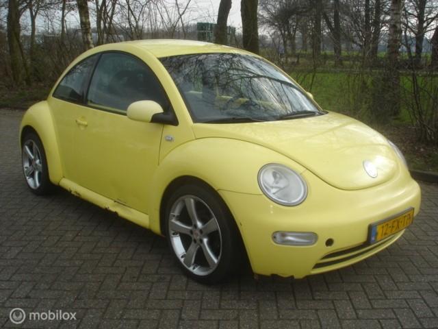 Volkswagen New Beetle 1.9 TDI 66 KW Highline Airco