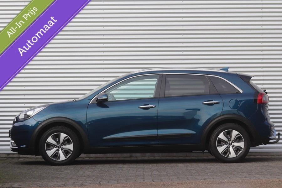 Kia Niro 1.6 GDi Hybrid First Ed. | Navi | Trekhaak | ALL IN Prijs!