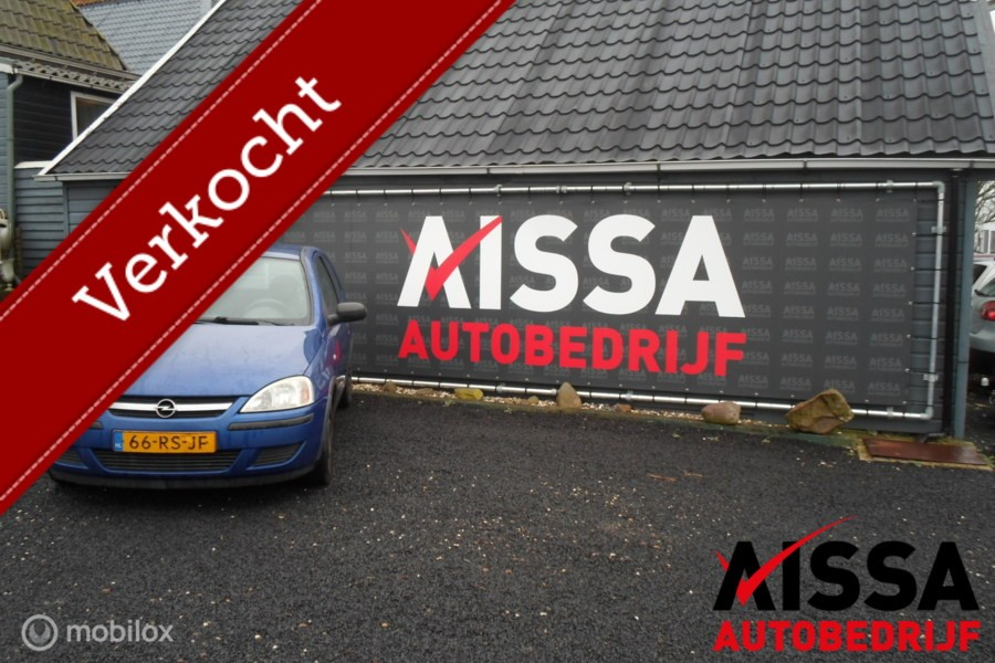 Opel Corsa 1.2-16V Rhythm INRUILKOOPJE! APK tot 28-04-2021