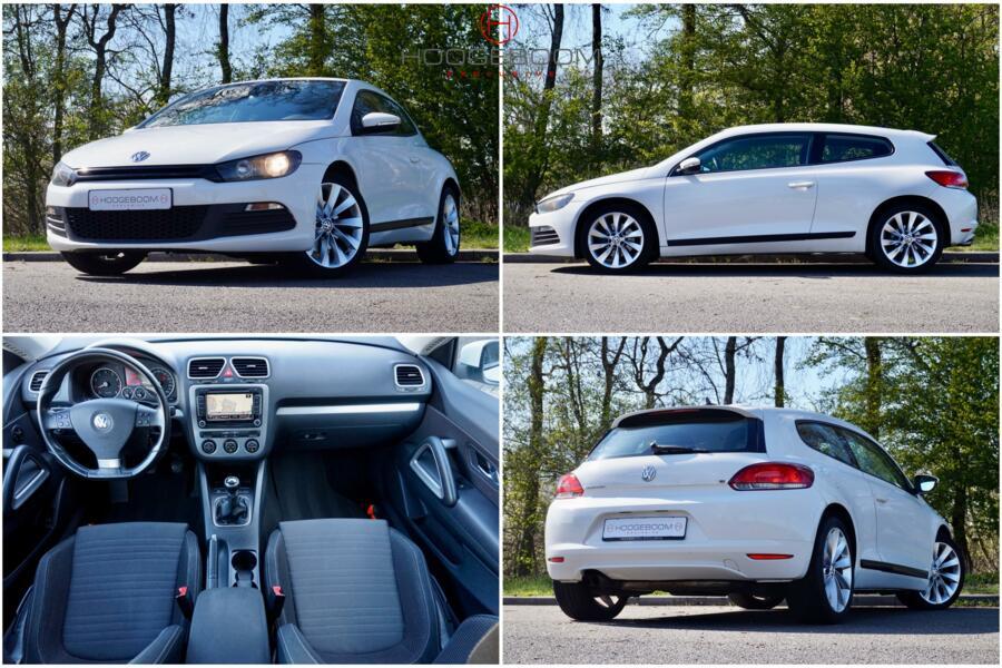 Volkswagen Scirocco 160PK Highline /RNS510 NAVI/CLIMA/CRUISE