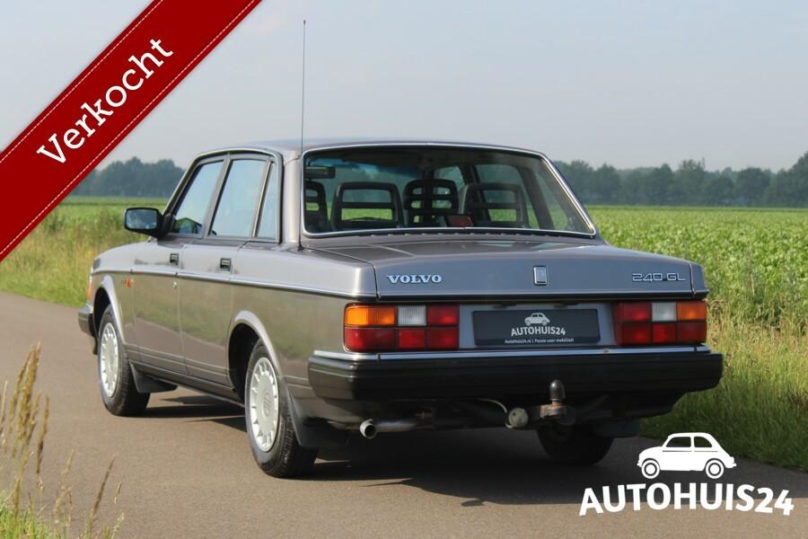 Volvo 240 2.3 GL 116pk (bj1989) *Luxe uitvoering