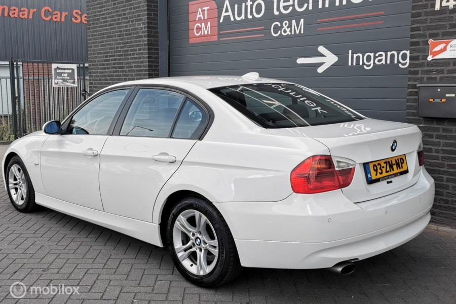 BMW 3-serie 318i Executive/pdc/cruise/navi/leder/airco/vol!