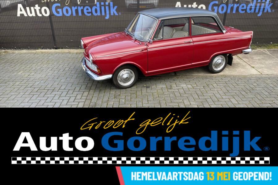 Audi Auto union DKW f11 DE LUXE  Org NL 6954 KM Super staat