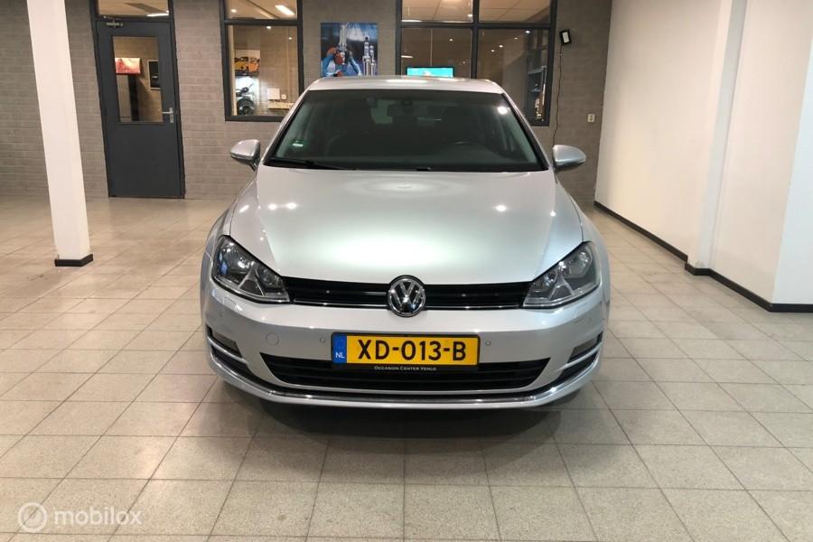 Volkswagen Golf 1.2 TSI 110PK Highline Half Leder/Massage/Navi/PDC