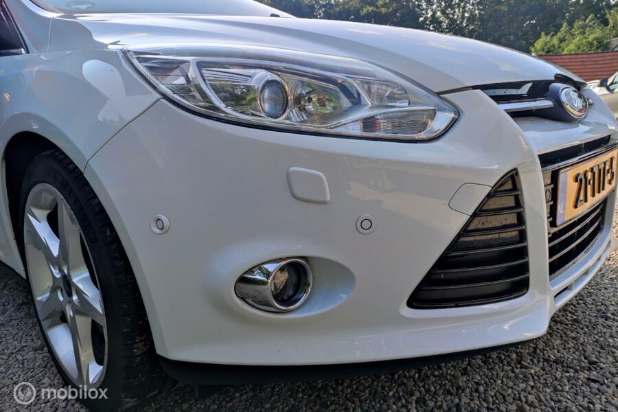 Ford Focus 1.0 EcoBoost Titanium Navi Volleder PDCv+a dealer