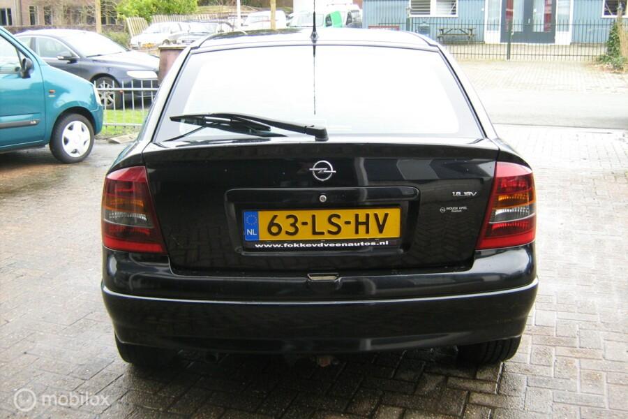 Opel Astra 1.8-16V Sport Edition II Airco Alle inruil mogelijk