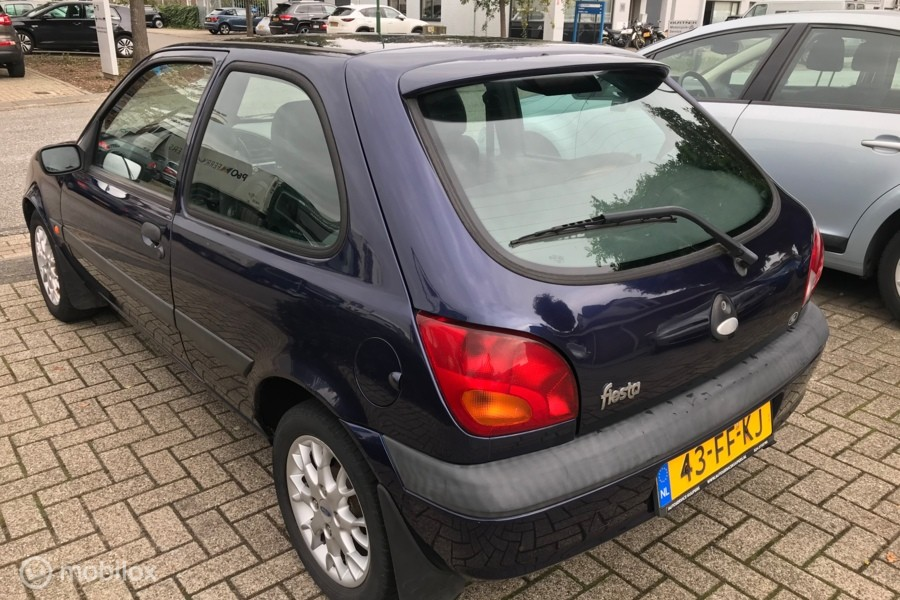 Ford Fiesta 1.3-8V First Edition 161.DKM AIRCO