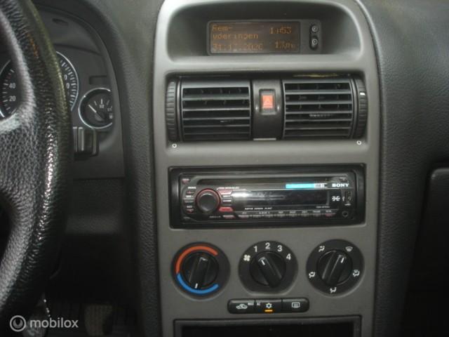 Opel Astra 1.6 I  62 KW Njoy Cruise - Airco  APK 9-2021