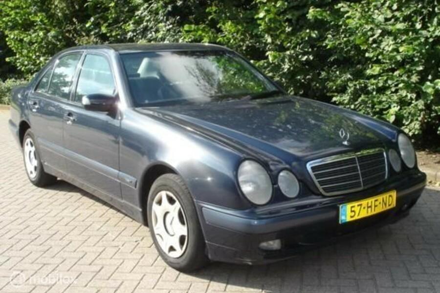 Mercedes-Benz E-klasse - 200cdi classic aut
